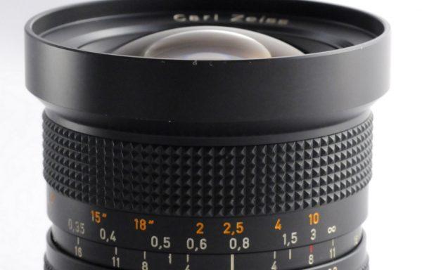 Obiettivo Contax Distagon 18mm f/4