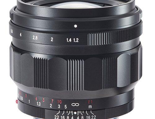 Obiettivo Voigtlander NOKTON 50mm f/1,2 E-mount