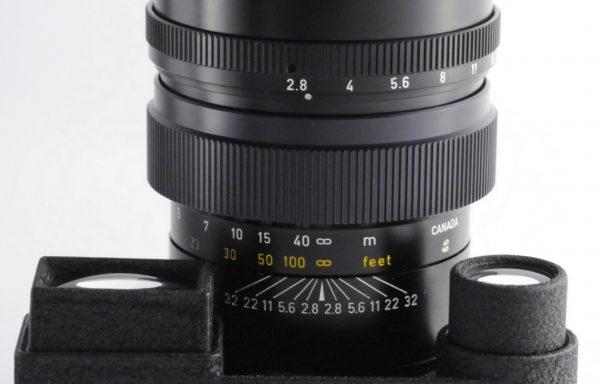 Obiettivo Leica M Elmarit 135mm f/2,8