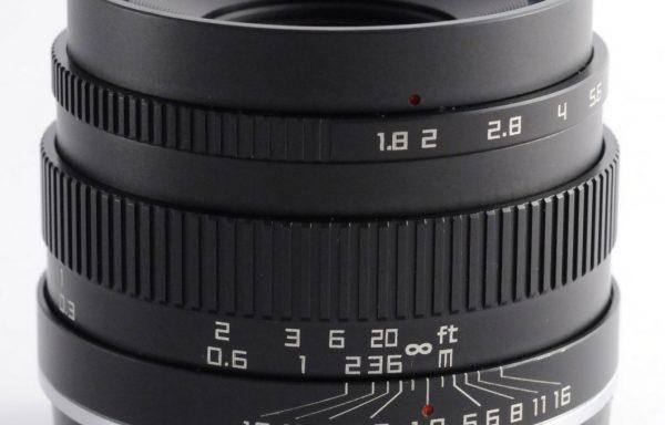Obiettivo Zonlai 22mm f/1,8 per Fujifilm X Mount
