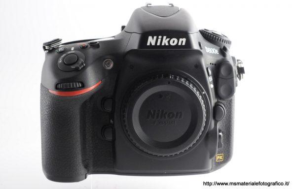 Fotocamera Nikon D800E (7276 scatti)