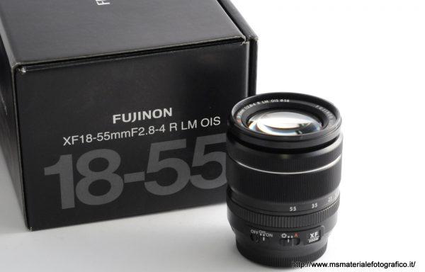 Obiettivo Fujifilm XF 18-55mm f/2,8-4
