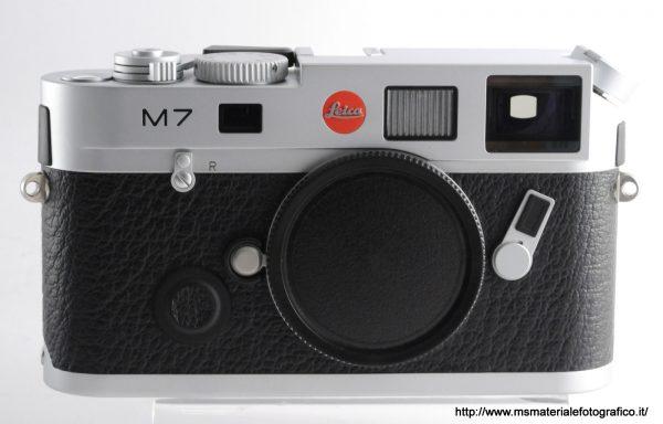 Fotocamera Leica M7 II Tipo Silver (2005)