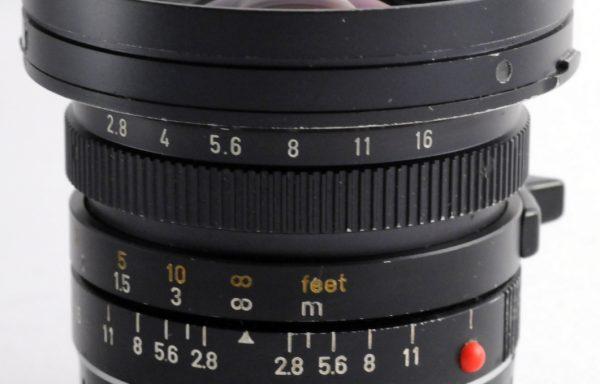 Obiettivo Leica M Elmarit 21mm f/2,8