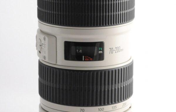 Obiettivo Canon EF 70-200mm f/2,8 L IS USM