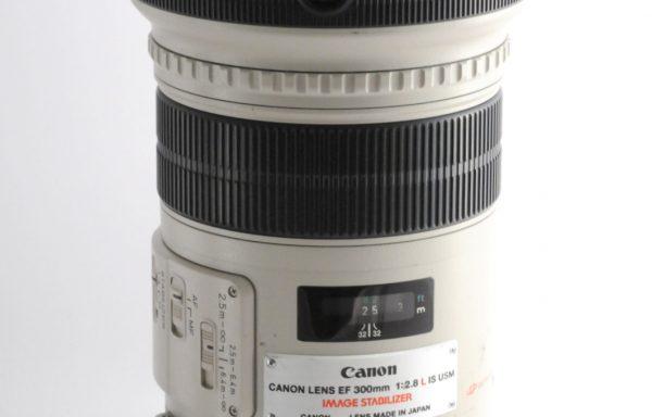Obiettivo Canon EF 300mm f/2,8 L IS USM