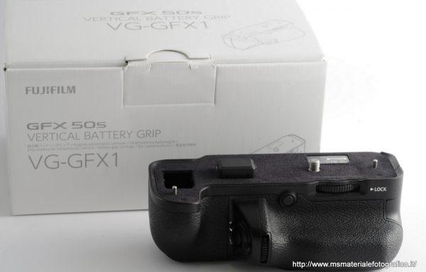 Fujifilm VG-GFX1 Vertical Battery Grip per GFX 50S