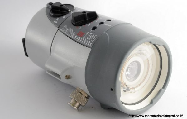 Flash Ikelite DS160 + Fotocamera Nikon Coolpix P5100 + Aggiuntivo Ikelite W-20 Wide-Angle 0,56x + Ikelite Digital Housing