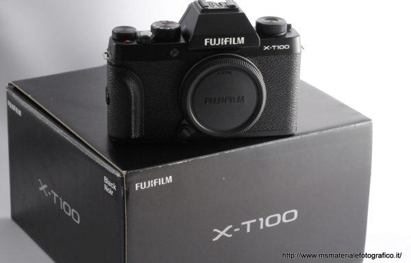 Fotocamera Fujifilm X-T100