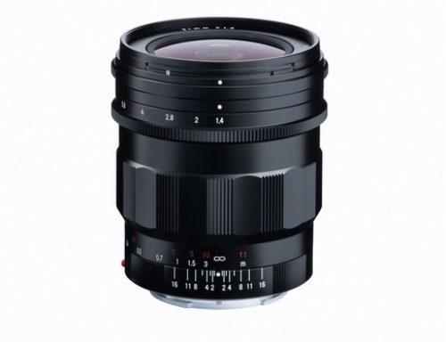 Obiettivo Voigtlander Nokton 21mm f/1,4 E