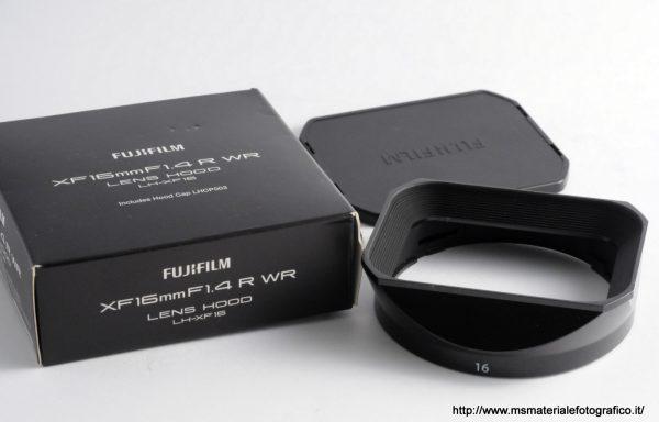 Paraluce Fujifilm LH-XF16