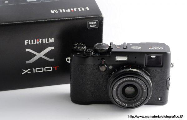 Fotocamera Fujifilm X100 T