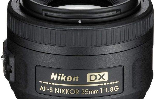 Obiettivo Nikkor AF-S DX 35mm f/1,8G