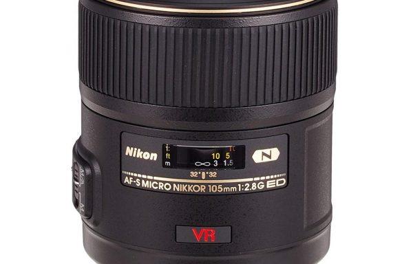 [Promozione NUOVO] Obiettivo Nikkor AF-S VR Micro-Nikkor 105mm f/2,8G IF-ED