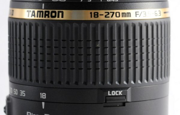 Obiettivo Tamron AF 18-270mm f/3,5-6,3 Di II VC PZD per Nikon