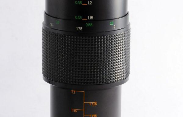 Obiettivo Vivitar 90mm f/2,8 per Minolta