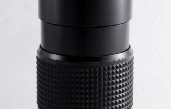 Obiettivo Minolta Rokkor 200mm f/4