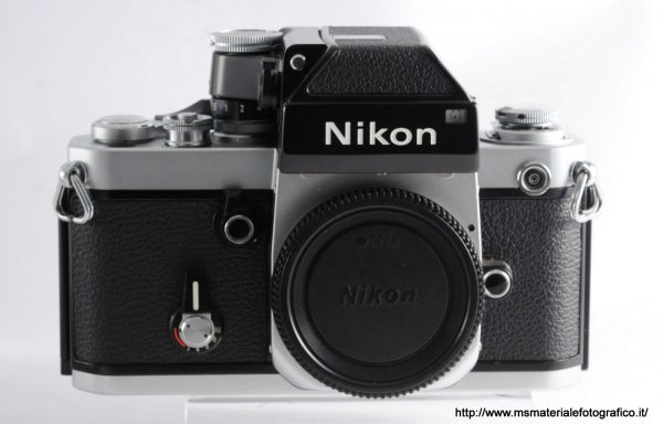 Fotocamera Nikon F2 Silver DP1