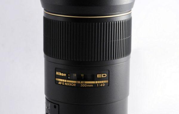 Obiettivo Nikkor AF-S 300mm f/4 D ED