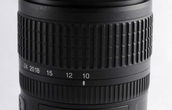 Obiettivo Nikkor AF-S 10-24mm f/3,5-4,5 G ED DX