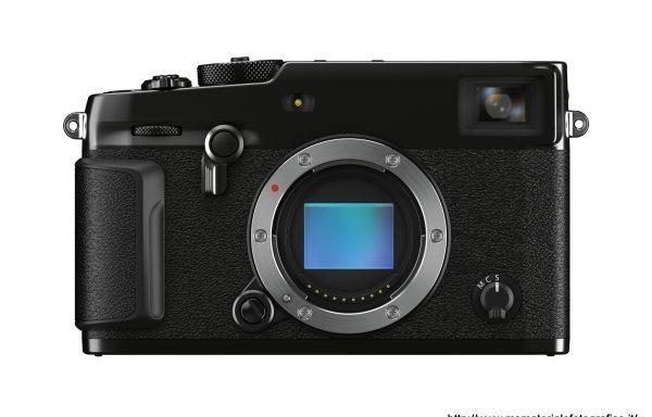 Fotocamera Fujifilm X-Pro 3 Black (solo corpo)