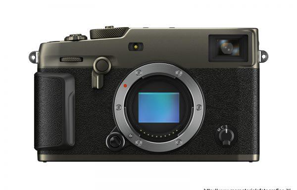 Fotocamera Fujifilm X-Pro 3 Titanium Black (solo corpo)