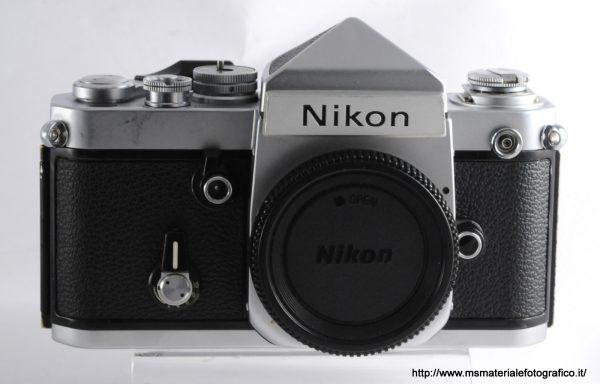 Fotocamera Nikon F2 Silver