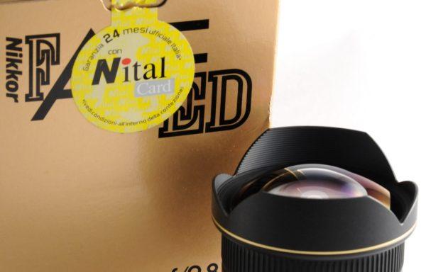 Obiettivo Nikkor AF 14mm f/2,8 D ED