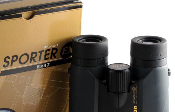 Binocolo Nikon Sporter 8×42