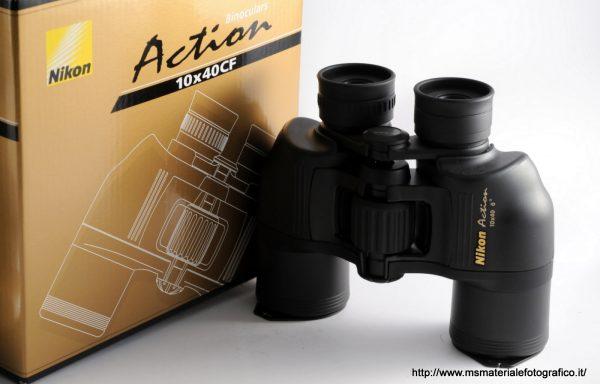 Binocolo Nikon Action 10×40 CF
