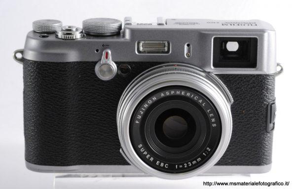 Fotocamera Fujifilm X100 Silver