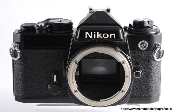 Fotocamera Nikon FE Black