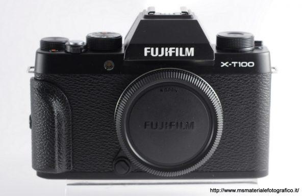 Fotocamera Fujifilm X-T100 Black