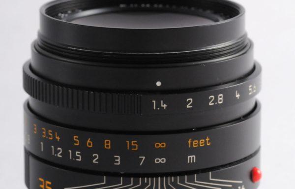 Obiettivo Leica M Summilux 35mm f/1,4 FLE