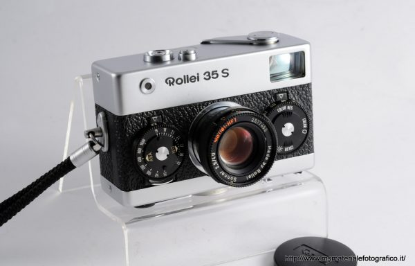 Fotocamera Rollei 35 S