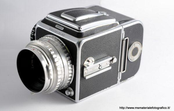 Kit Hasselblad 1000F + Obiettivo Hasselblad Tessar 80mm f/2,8 + Magazzino