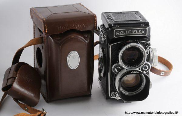 Fotocamera Rolleiflex 2,8 Planar K7D