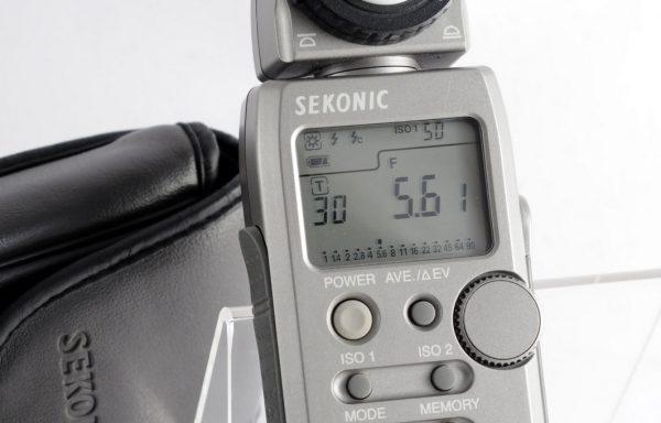 Esposimetro Sekonic L-358