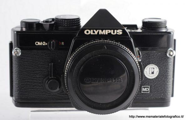 Fotocamera Olympus OM-2n Black