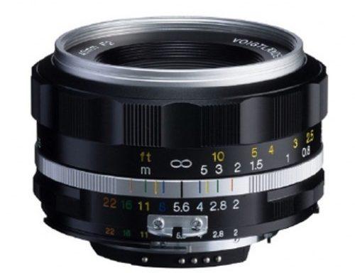 Obiettivo Voigtlander 40mm f/2 Ultron SL II S per Nikon AI-S (silver)
