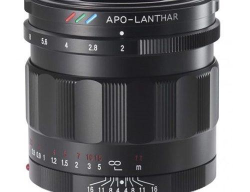 Obiettivo Voigtlander Apo-Lanthar 50mm f/2 Sony E