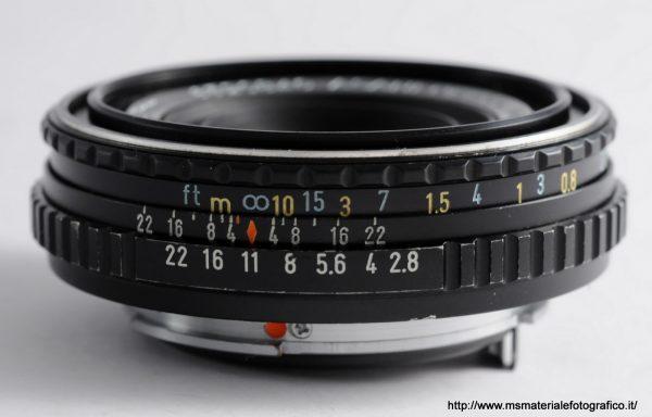 Obiettivo SMC Pentax-M 40mm f/2,8