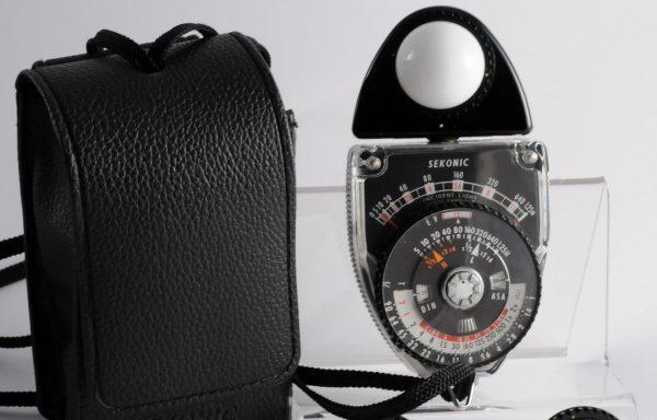 Esposimetro Sekonic Studio Deluxe L-398