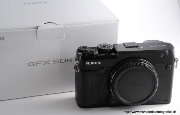 Fotocamera Fujifilm GFX 50R