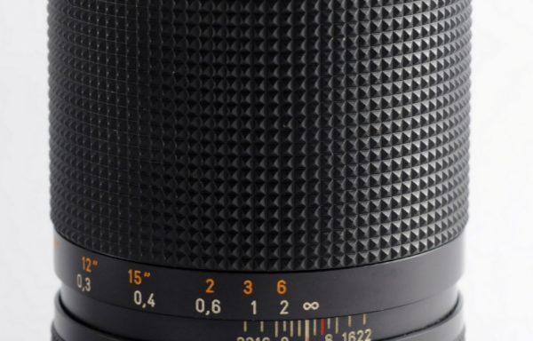 "Obiettivo Contax Distagon 28mm f/2 ""Hollywood"""
