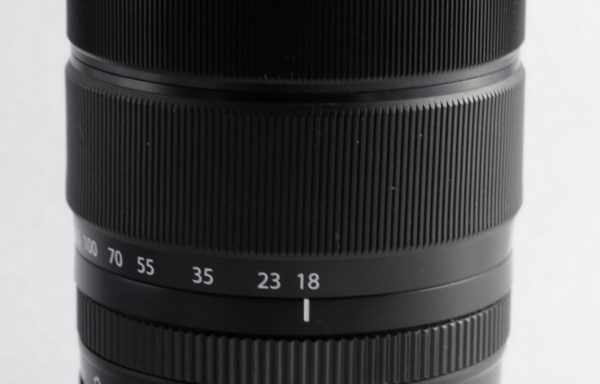 Obiettivo Fujifilm XF 18-135mm f/3,5-5,6 R LM OIS WR