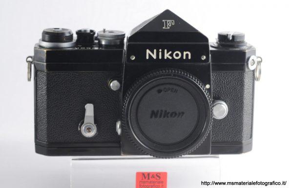 Fotocamera Nikon F Black