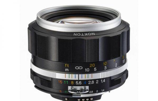 Obiettivo Voigtlander 58mm f/1,4 Nokton SL II S per Nikon AI-S (silver)