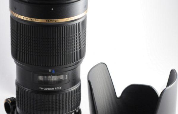 [Promozione] Obiettivo Tamron SP AF 70-200mm f/2,8 Di LD IF Macro per Canon