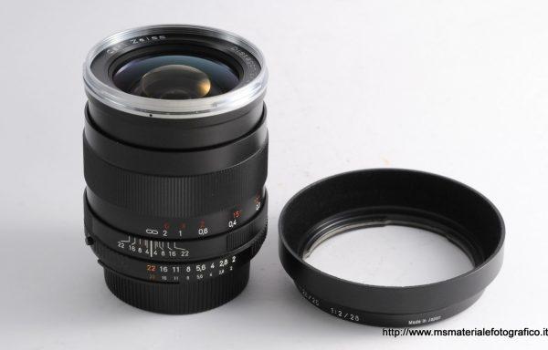 Obiettivo Zeiss Distagon T* 28mm f/2 ZF.2